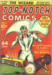 Top Notch Comics #01-27 Complete