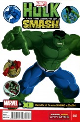 Hulk and the Agents of S.M.A.S.H. #03