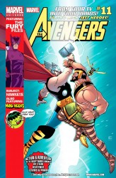 Marvel Universe - Avengers Earth's Mightiest Heroes #11