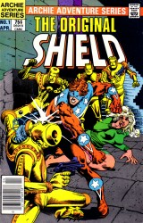 The Original Shield (1-5 series) Complete