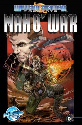 William Shatner Presents - Man O' War #00