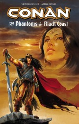Conan - The Phantoms of the Black Coast