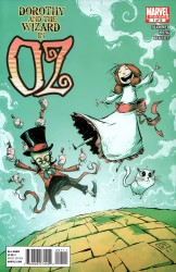 Dorothy & The Wizard In Oz #01-08 Complete