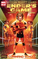 Ender's Game - Command School #01-05 Complete