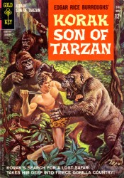 Korak - Son of Tarzan (1-45 series) Complete