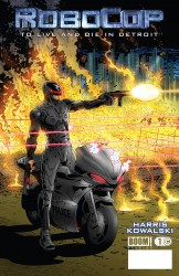 Robocop - To Live and Die In Detroit #1