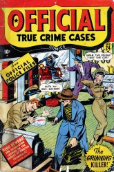 Official True Crime Cases #24-25 Complete