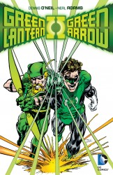 Green Lantern Green Arrow (TPB)