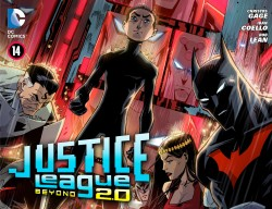 Justice League Beyond 2.0 #14