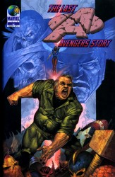 The Last Avengers Story #01-02 Complete