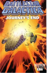 Battlestar Galactica - Journey's End (1-4 series) Complete
