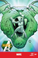 Mighty Avengers #07