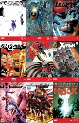 Collection Marvel (26.02.2014, week 8)