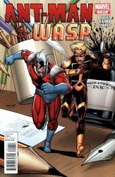 Ant-Man & Wasp #01-03 Complete