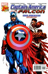 Captain America and the Falcon #01-14 Complete