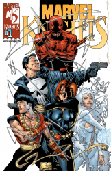 Marvel Knights #01-15 HD Complete