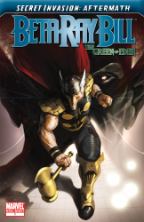 Secret Invasion Aftermath Beta Ray Bill The Green of Eden