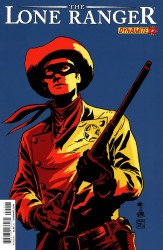 The Lone Ranger #22