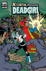 X-Statix Presents Deadgirl #01-05 Complete