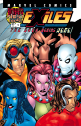 Exiles Vol.1 #01-100 + Annual HD Complete