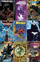 Download Collection DC - The New 52 (05.03.2014, week 9)