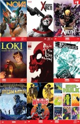 Collection Marvel (05.03.2014, week 9)