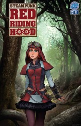 Steampunk Red Riding Hood  #1