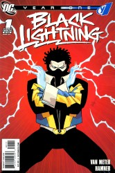 Black Lightning Year One (1-6 series) Complete