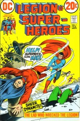 Download Legion of Super-Heroes Vol.1 #1-4 Complete