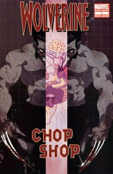 Download Wolverine - Chop Shop #01