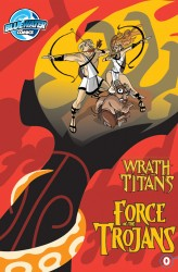 Download Wrath of the Titans - Force of Trojans #00