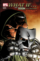 What If - Dr. Doom had become the Thing #01