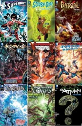 Collection DC - The New 52 (12.03.2014, week 10)