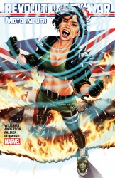 Revolutionary War - Motormouth #01