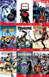 Collection Marvel (12.03.2014, week 10)