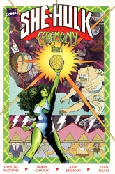 She-Hulk - Ceremony #01-02 Complete