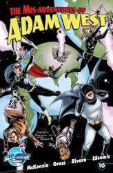 The Mis-Adventures Of Adam West #10