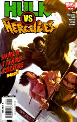 Hulk vs Hercules When Titans Collide