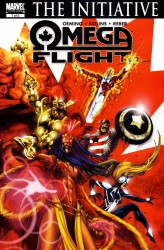 Omega Flight #01-05 Complete