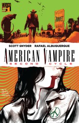 American Vampire – Second Cycle #1