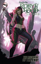 Grimm Fairy Tales presents Robyn Hood - Legend #01