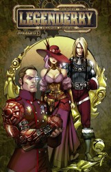 Legenderry A Steampunk Adventure #03