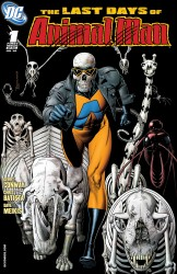 The Last Days of Animal Man (1-6 series) Complete