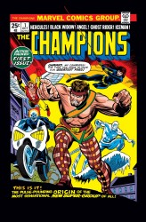 Champions #01-17 Complete