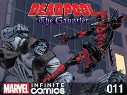 Deadpool - The Gauntlet #11