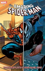 Spider-Man - The Complete Clone Saga Epic - Book One