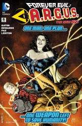 Forever Evil – A.R.G.U.S. #6