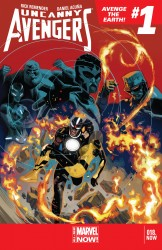 Uncanny Avengers #18.NOW
