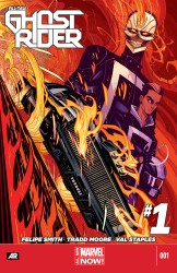 All-New Ghost Rider #01