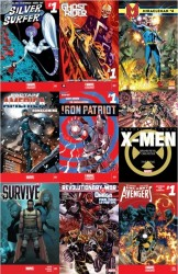 Collection Marvel (26.03.2014, week 12)